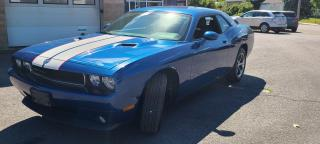 Used 2010 Dodge Challenger 2dr Cpe w/NAVIGATION for sale in Nepean, ON