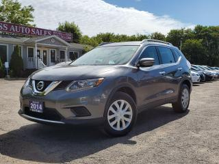 Used 2014 Nissan Rogue 2.5 S AWD for sale in Oshawa, ON