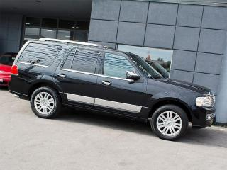 Used 2011 Lincoln Navigator NAVI DUAL DVD LEATHER ROOF ALLOYS PWR SIDE STEPS for sale in Toronto, ON