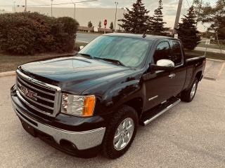 Used 2012 GMC Sierra 1500 SLE Z71 for sale in Mississauga, ON