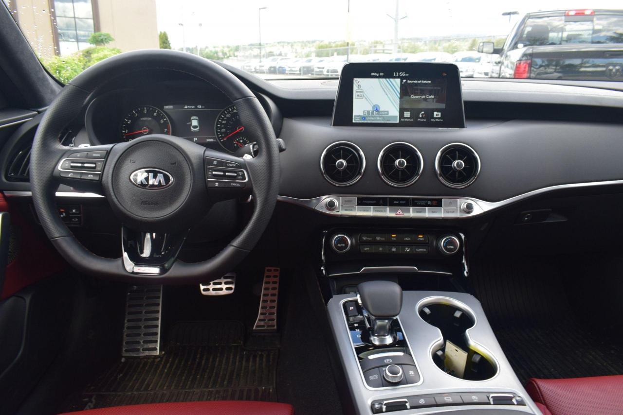 2021 Kia Stinger GT Limited