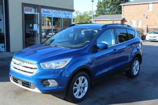 Used 2018 Ford Escape SE for sale in Brampton, ON