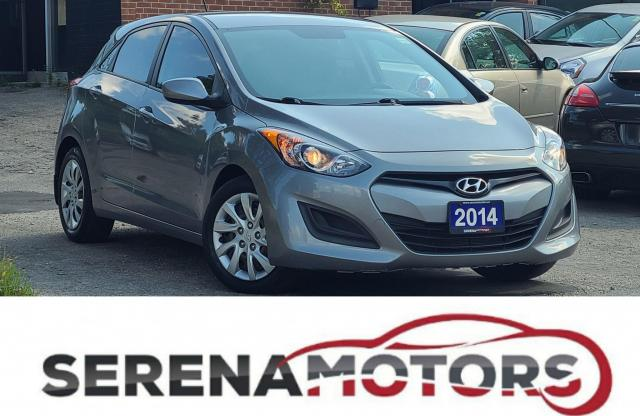 2014 Hyundai Elantra GT L   6 SPEED MANUAL   AC   ONE OWNER   NO ACCIDENTS