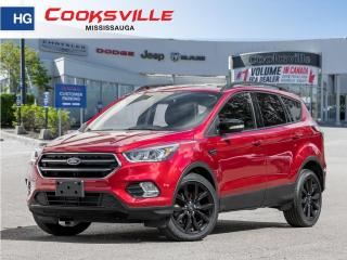 Used 2018 Ford Escape Titanium PANO ROOF, NAVI, DUAL LEATHER, BACKUP CAM for sale in Mississauga, ON