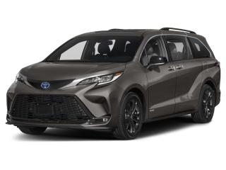 New 2021 Toyota Sienna XSE 7-Passenger for sale in Ancaster, ON