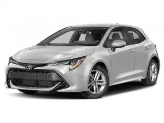 New 2022 Toyota Corolla Hatchback for sale in Ancaster, ON