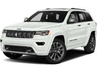 New 2021 Jeep Grand Cherokee Overland for sale in Huntsville, ON