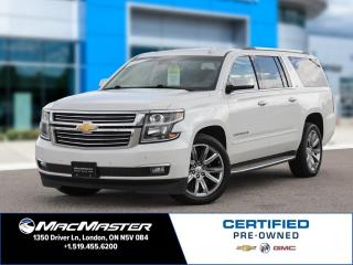 Used 2016 Chevrolet Suburban LTZ for sale in London, ON
