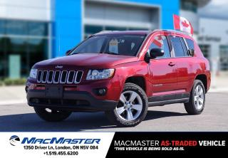 Used 2012 Jeep Compass Sport/North for sale in London, ON