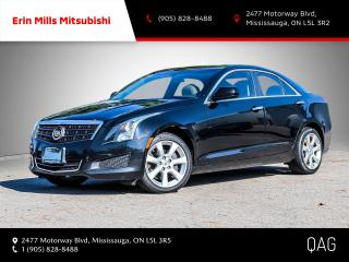 Used 2014 Cadillac ATS 2.0L Turbo AWD for sale in Mississauga, ON
