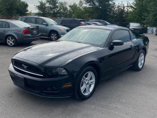 Used 2014 Ford Mustang 2dr Cpe V6 Premium for sale in Caledon, ON