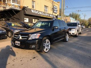 Used 2011 Mercedes-Benz GLK-Class 4MATIC 4dr GLK 350 for sale in Scarborough, ON