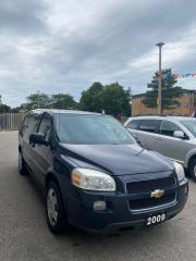 Used 2009 Chevrolet Uplander LS for sale in Cambridge, ON