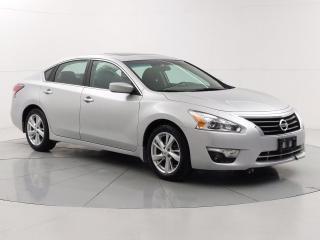 Used 2015 Nissan Altima 2.5 SV Sunroof, Bluetooth, Heated seats, Auto headlights for sale in Winnipeg, MB