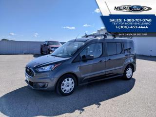 Used 2020 Ford Transit Connect Wagon XLT 6 PASSENGER for sale in Carlyle, SK