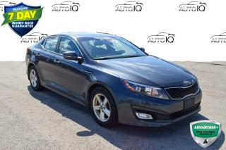 Used 2014 Kia Optima LX CERTIFIED for sale in Grimsby, ON