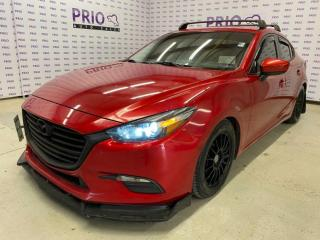 Used 2017 Mazda MAZDA3 4DR SDN AUTO SE for sale in Ottawa, ON