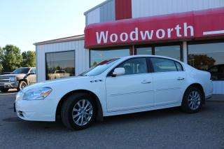 Used 2011 Buick Lucerne CX for sale in Kenton, MB