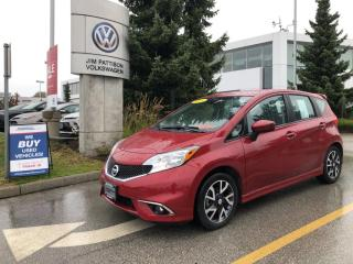 Used 2015 Nissan Versa Note 1.6 SR for sale in Surrey, BC