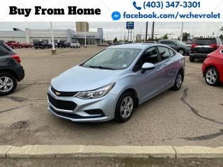Used 2017 Chevrolet Cruze LS Manual for sale in Red Deer, AB