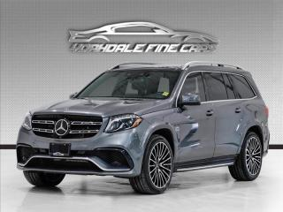 Used 2018 Mercedes-Benz GLS Class AMG GLS 63 4MATIC Intelligent Drive Pkg, 22