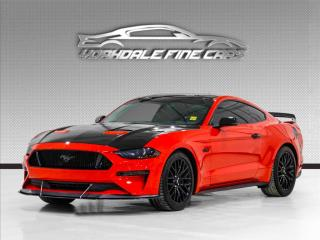 Used 2020 Ford Mustang GT Premium, Performance Package, 6 Speed, Loaded for sale in Concord, ON