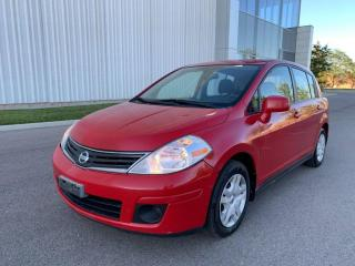 Used 2011 Nissan Versa 5dr HB I4 1.8 for sale in Mississauga, ON