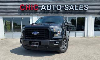 Used 2015 Ford F-150 XLT|4X4|SUPERCREW 145