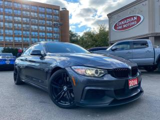Used 2014 BMW 435i xDrive M PERF PKG   M POWER KIT   RED INT   NAVI   CAM   HUD   for sale in Scarborough, ON