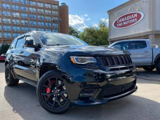 Used 2018 Jeep Grand Cherokee SRT 4x4 | SUEDE INT | 475 HP!! | NAVI | MINT CONDITION!! | for sale in Scarborough, ON
