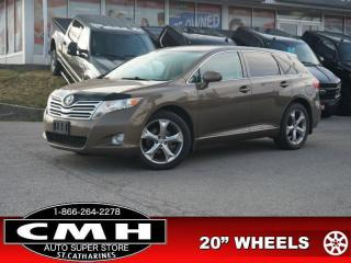 Used 2010 Toyota Venza Base  V6 AWD PWR-SEAT HTD-SEATS 20-AL for sale in St. Catharines, ON