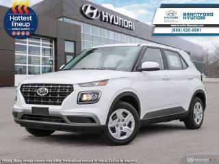 New 2022 Hyundai Venue Essential  - $131 B/W for sale in Brantford, ON