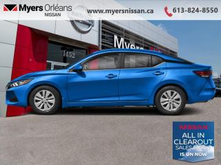 New 2021 Nissan Sentra SV  - Heated Seats -  Android Auto - $171 B/W for sale in Orleans, ON