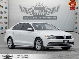 Used 2015 Volkswagen Jetta Sedan Trendline+, SunRoof, NoAccident, Bluetooth, HeatedSeat for sale in Toronto, ON