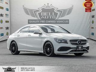 Used 2017 Mercedes-Benz CLA-Class CLA 250, AWD, AMG, Navi, RearCam, B.spot for sale in Toronto, ON