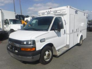 Used 2014 Chevrolet Express G3500 Ex Ambulance for sale in Burnaby, BC