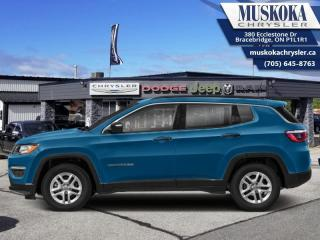 New 2021 Jeep Compass 80th Anniversary  - Sunroof for sale in Bracebridge, ON