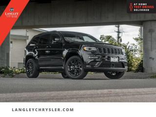 New 2021 Jeep Grand Cherokee Limited X  - Leather Seats for sale in Surrey, BC