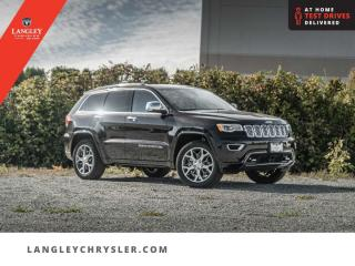 New 2021 Jeep Grand Cherokee Overland  - Leather Seats for sale in Surrey, BC