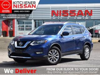 Used 2020 Nissan Rogue AWD SV  ALLOY WHEELS | AWD | CLEAN CARFAX for sale in Kitchener, ON