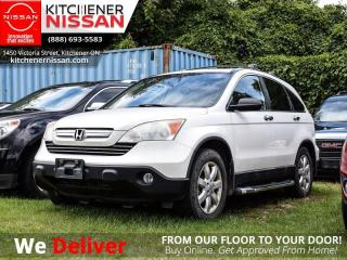 Used 2008 Honda CR-V EX  AS-IS SPECIAL | YOU CERTIFY, YOU SAVE! for sale in Kitchener, ON