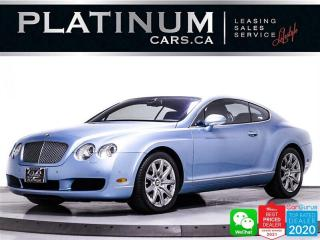 Used 2005 Bentley Continental GT Turbo,6.0L W12,AWD,552HP,HEATED VENTED SEATS for sale in Toronto, ON