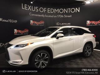 New 2022 Lexus RX 350 L LUXURY PACKAGE for sale in Edmonton, AB