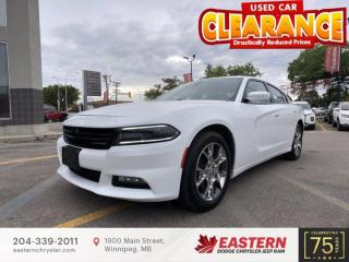 Used 2016 Dodge Charger SXT | Sunroof | Backup Camera | Remote Start | for sale in Winnipeg, MB