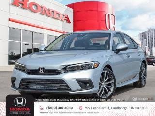 New 2022 Honda Civic Touring GPS NAVIGATION | POWER SUNROOF | APPLE CARPLAY™ & ANDROID AUTO™ for sale in Cambridge, ON