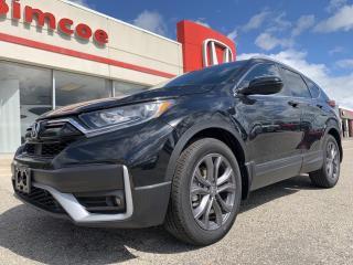 New 2021 Honda CR-V Sport for sale in Simcoe, ON
