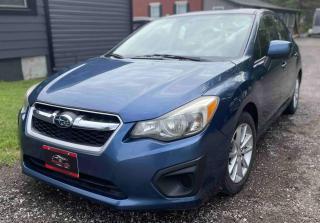 Used 2012 Subaru Impreza Premium for sale in Tiny, ON