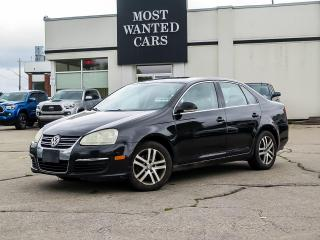 Used 2006 Volkswagen Jetta LEATHER | HEATED SEATS | AS TRADED - YOU CERTIFY YOU SAVE!!! for sale in Kitchener, ON