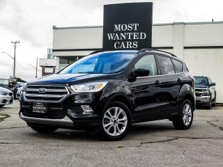 Used 2017 Ford Escape 4WD | SE | LEATHER | CAMERA | TOUCHSCREEN | SENSORS for sale in Kitchener, ON
