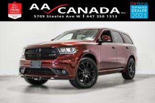 Used 2017 Dodge Durango GT | LEATHER | NAVI | for sale in North York, ON